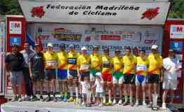 podio ganadores Open Cofidis XCO 2014