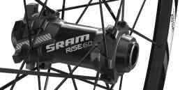 SRAM RISE 60 FRONT HUB