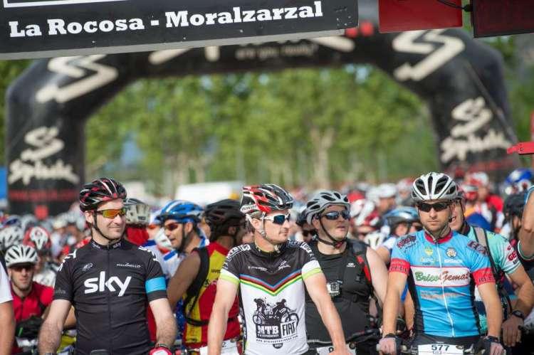 MTB 4 Estaciones La Rocosa Moralzarzal_11052014_105
