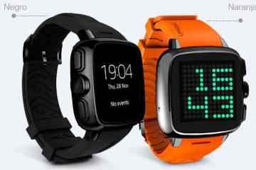 reloj iRist de Intex