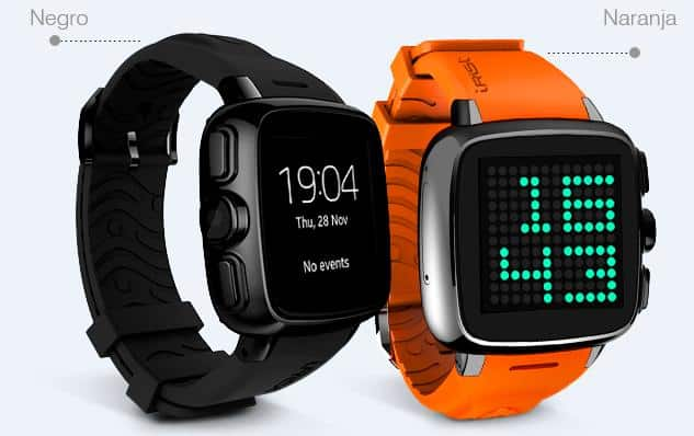 reloj iRist de Intex