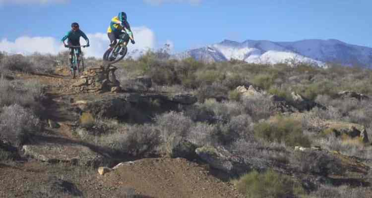 Yeti/Fox Racing de enduro