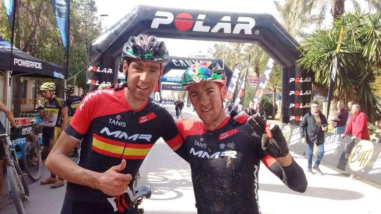 David Valero y Pablo Rodriguez