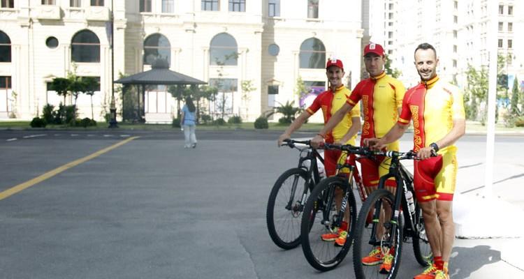 Selección española de btt