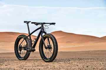 Fat Bikes en la Titan Desert
