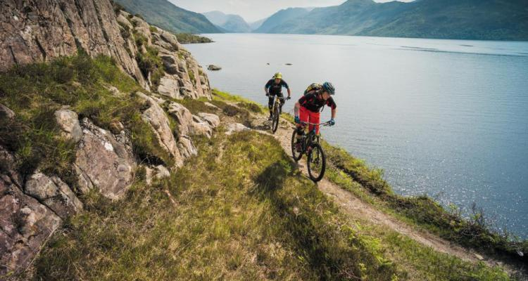 Viaje a Escocia en MTB