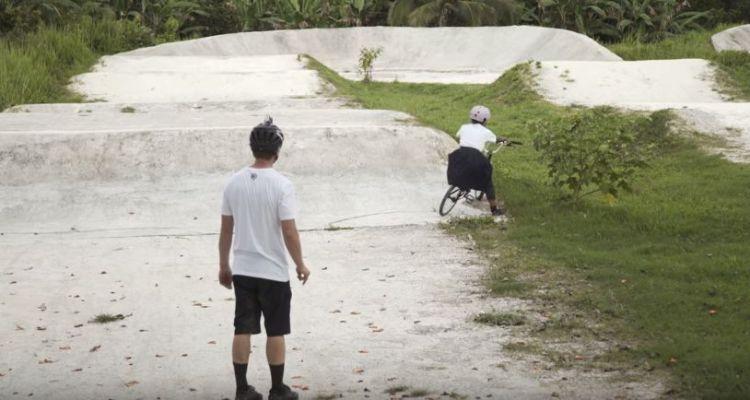 Matt Hunter en Jamaica