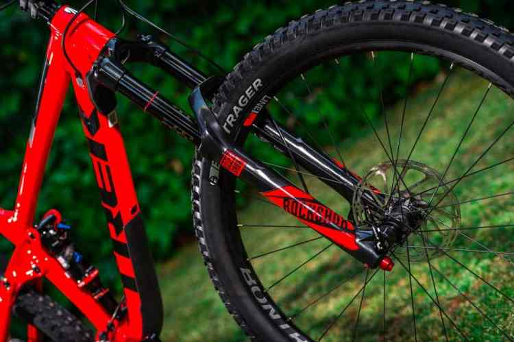 Horquilla Trek Remedy 9 Race SL