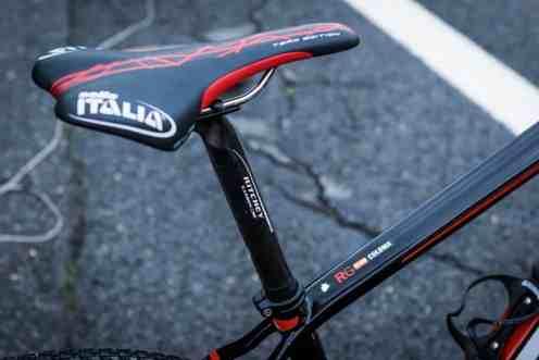 Sillin Selle italia SLR de titanio
