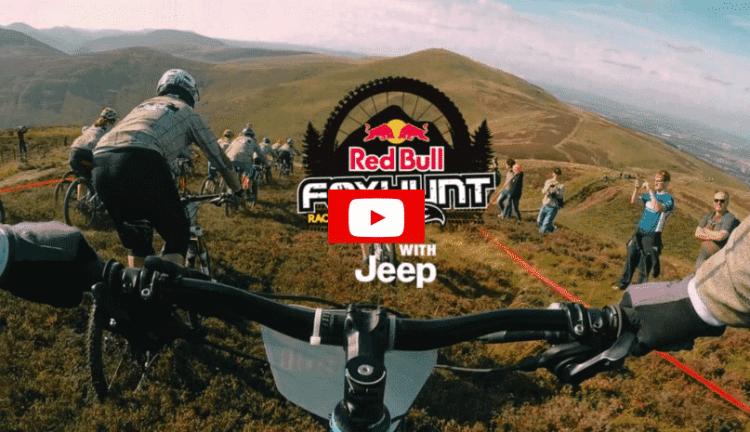entrada Red Bull Foxhunt 2016