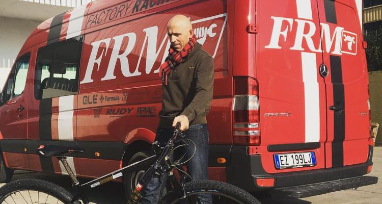 Esta es la bici que montará el equipo