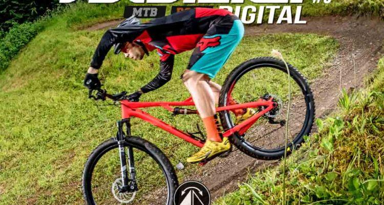 Portada del Solo Bici Digital nº8