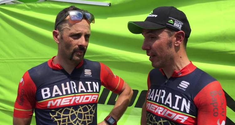 Hermida y Purito Cape Epic