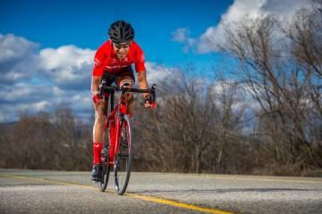 ciclistas profesionales entrenar