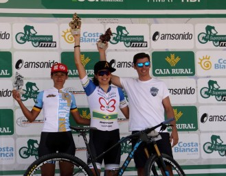 5 podio feminas