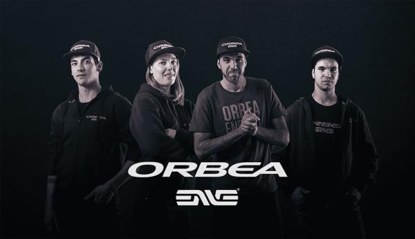 Orbea Enduro Team corredores