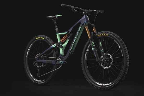 Orbea Enduro Team bike