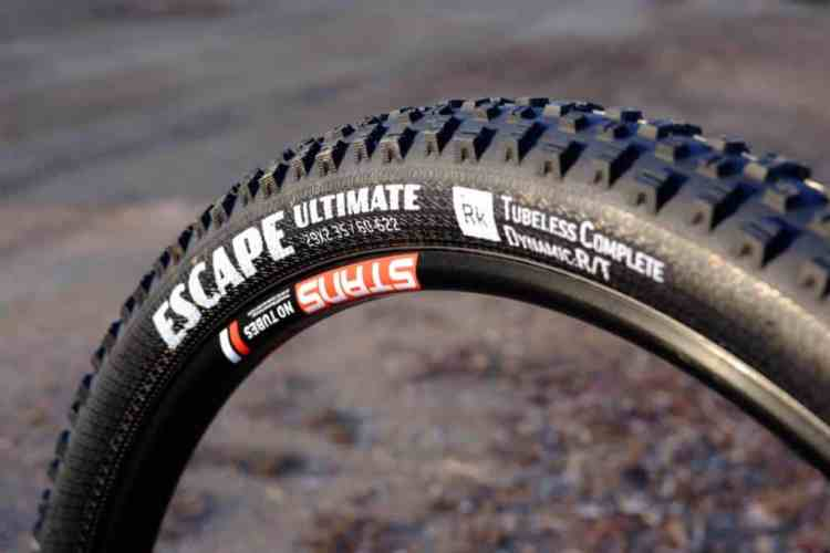 gama neumaticos MTB goodyear Escape