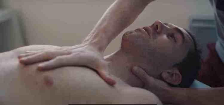 vídeo de Thomas Lapeyrie Fisioterapia