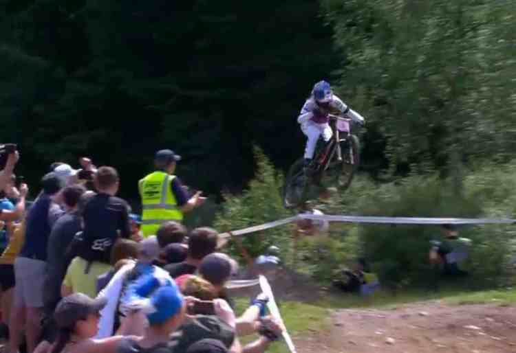 Crónica y clasificación MTB World Cup Fort William 2018
