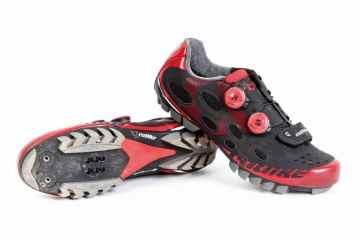100 km con Zapatillas XC Catlike Whisper MTB