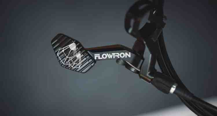tija telescópica Flowtron