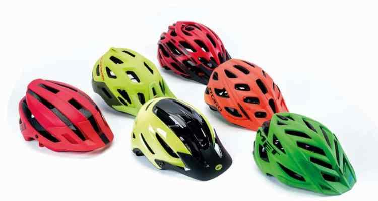 cascos de trail