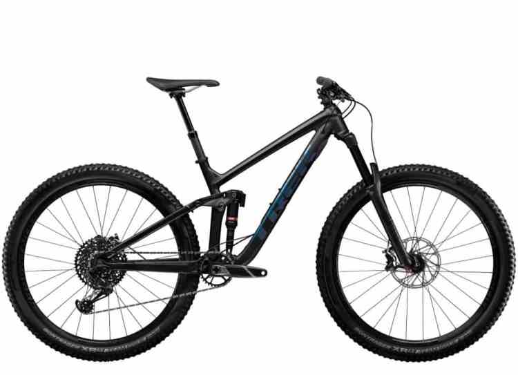 Trek Slash 8 Aluminio negra