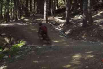 Bike Park de Whistler sonido