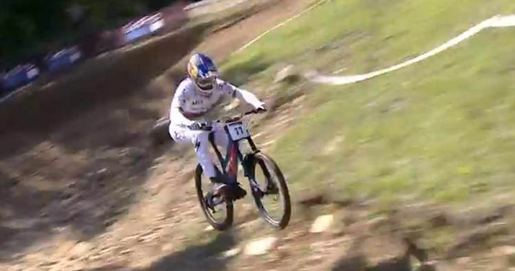 Clasificación World Cup DH Mont-Saint-Anne