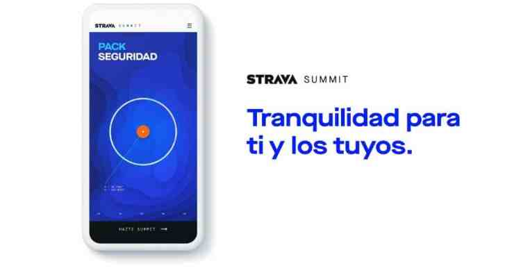 Strava Summit Pack Seguridad