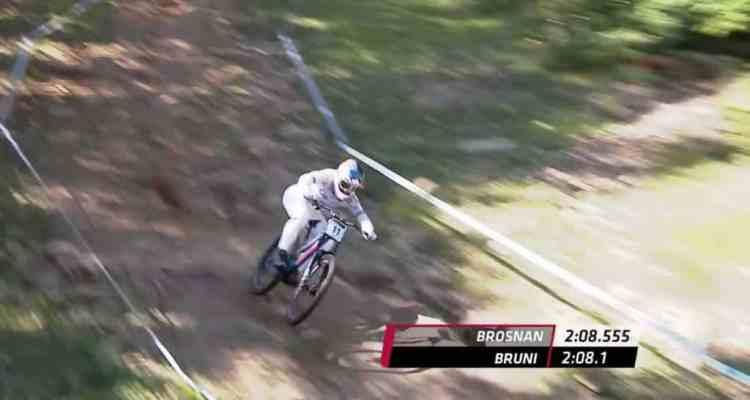 El descenso ganador de Loic Bruni