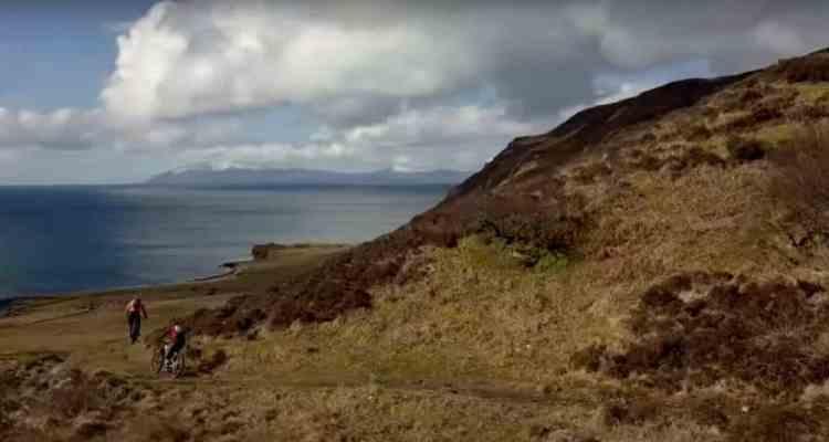 MTB en las Highlands