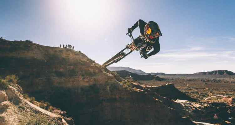 descensos del Red Bull Rampage 2018