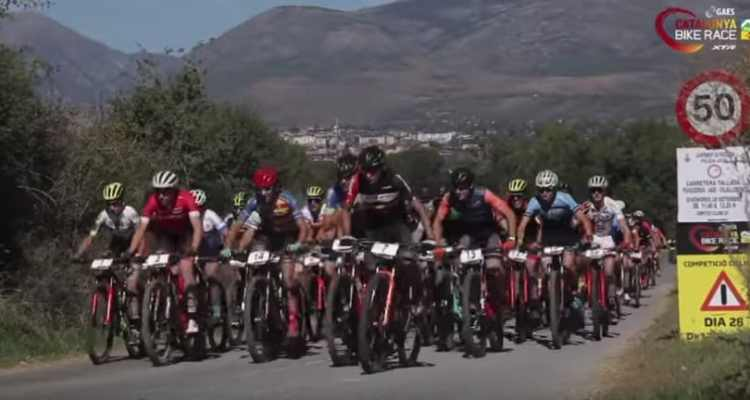 mejores momentos de la Catalunya Bike Race