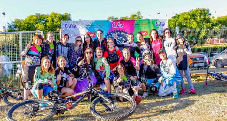 Girls Bike Weekend
