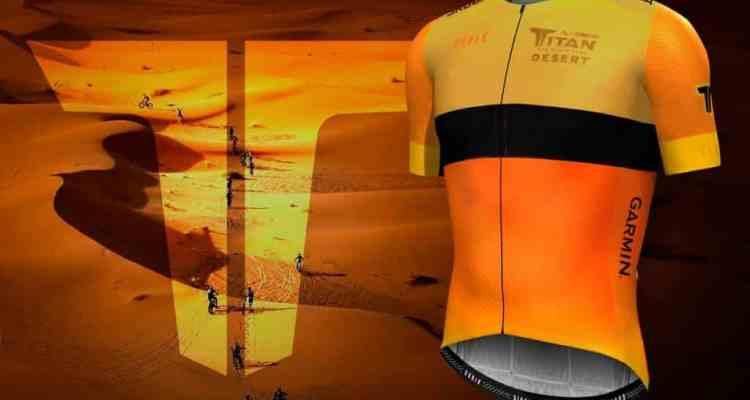 maillot titan desert 2019