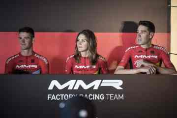 MMR Factory Racing Team