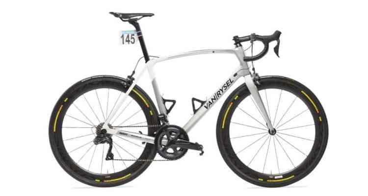 b714d0203 Van Rysel, las nuevas bicis de Decathlon de gama alta