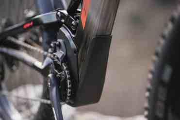 Protector del cuadro y tapa de la batería de 720Wh
