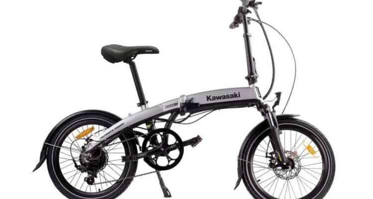 Kawasaki Folding 20