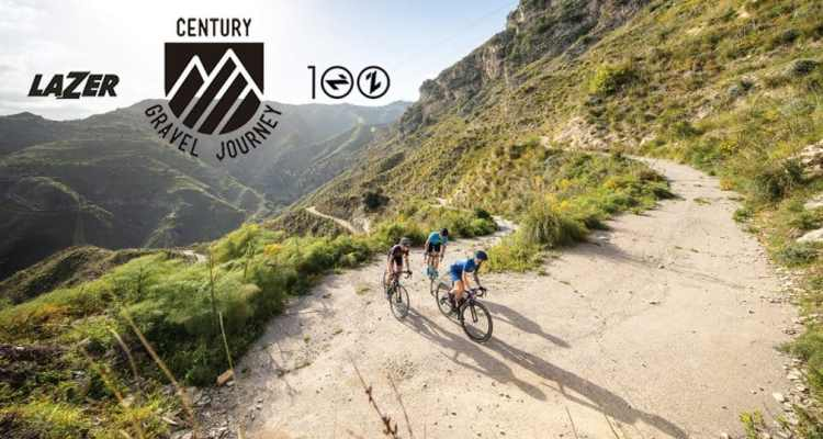 Lazer Century Gravel Journey