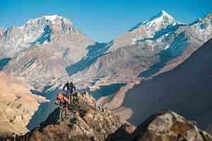 Experiencia MTB en Nepal