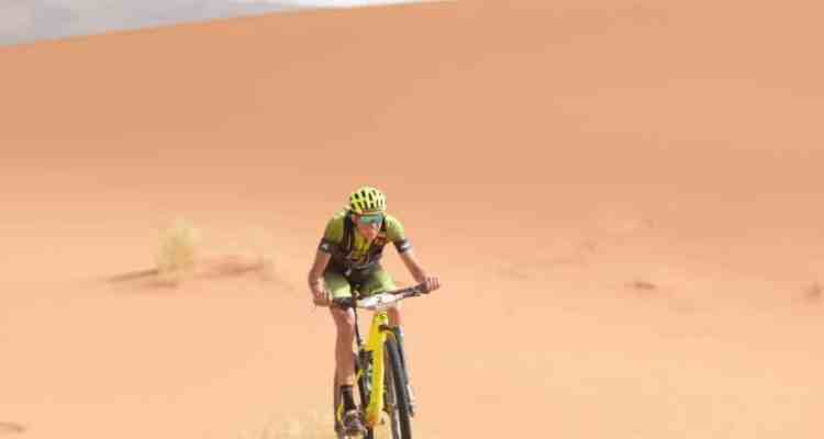Titan Desert 2019 etapa 2