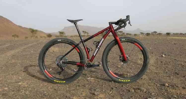 Bici para la Titan Desert