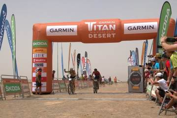 Titan Desert 2019 etapa 5