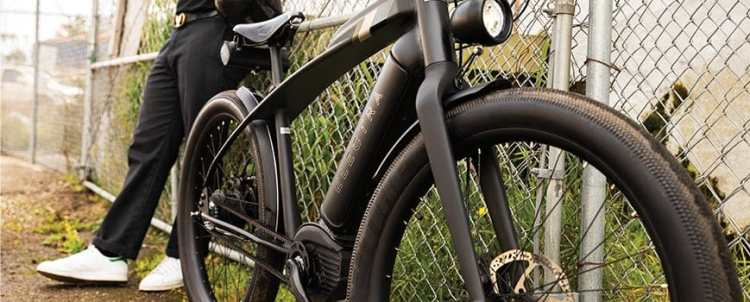 electra e-bike café racer