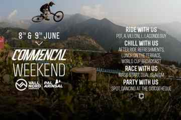 Commencal Weekend
