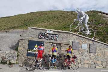 ruta bici Pirineos asequible