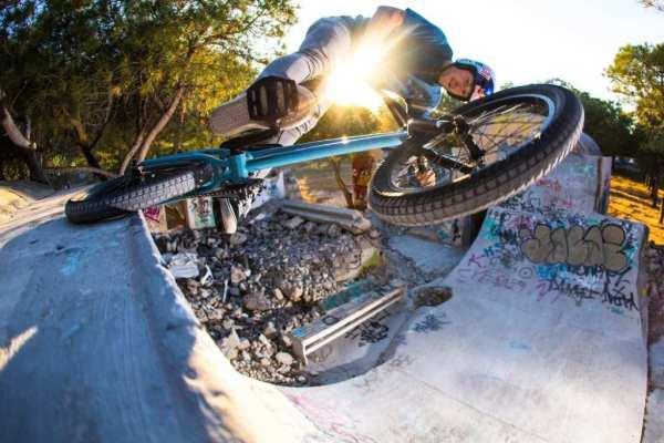 Sergio Layos BMX